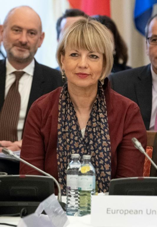 Secretary General of the EU External Action Service, Helga Schmid is tipped to become general secretary of the OSCE