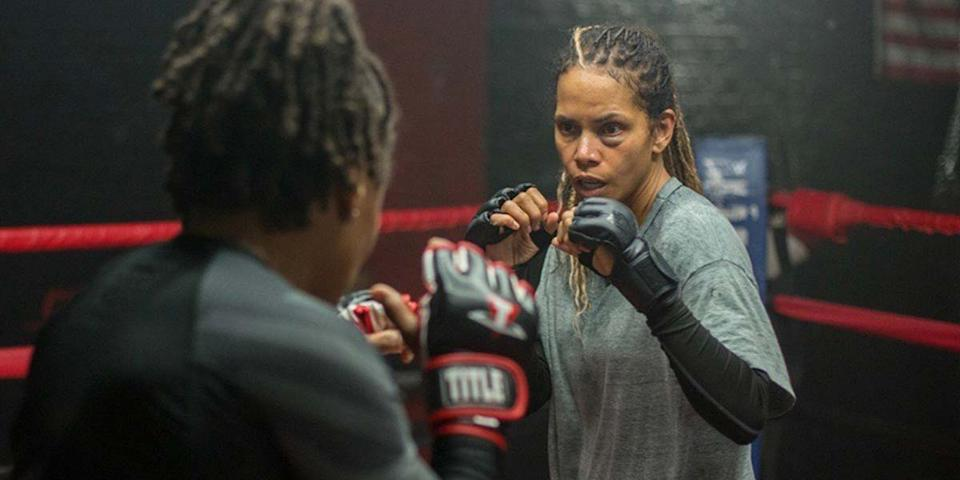 Halle Berry stars in her directorial debut, <em>Bruised</em>, one of 50 films premiering at the 2020 Toronto International Film Festival. (Photo: Courtesy of TIFF)