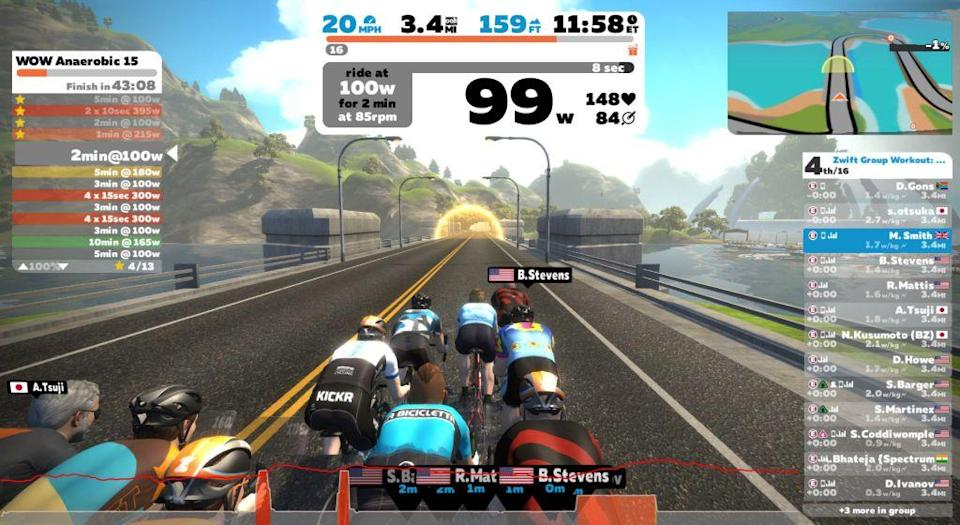 Zwift and AusCycling have announced a new partnership for the 2021 season
