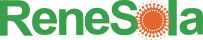 ReneSola Logo (PRNewsfoto/ReneSola Ltd.)