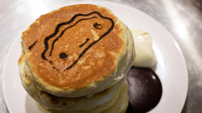 The cutest little Gyoza is smiling back at you. Source: Supplied