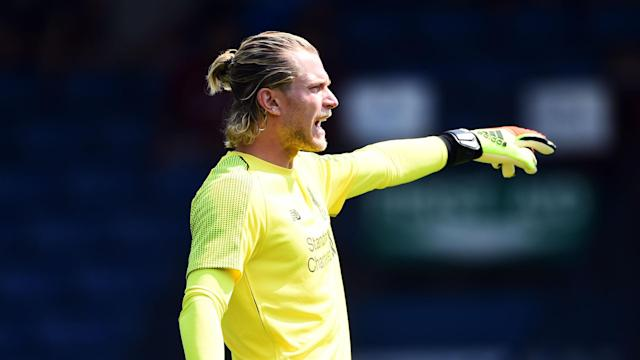 After the goalkeeper was quoted in a UK newspaper making comments about female fans, Loris Karius has denied giving the interview.