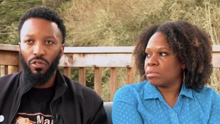 After Paul Austin and his wife, Tenisha Tate Austin (above), had their Marin City home appraised with a white-woman friend pretending to own it, its value increased by nearly 50 percent. (ABC7)