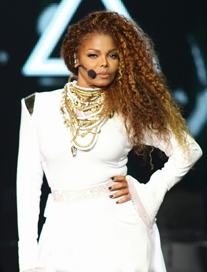 Janet Jackson Leaves Husband Just Months After Having a Baby