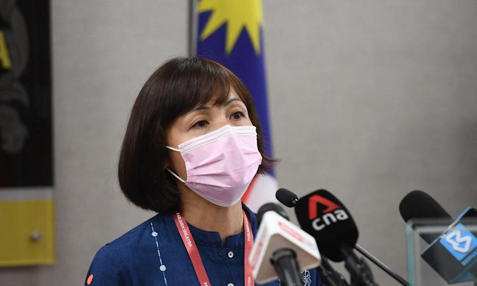 Teo to take legal action over 'unseen hand' claims