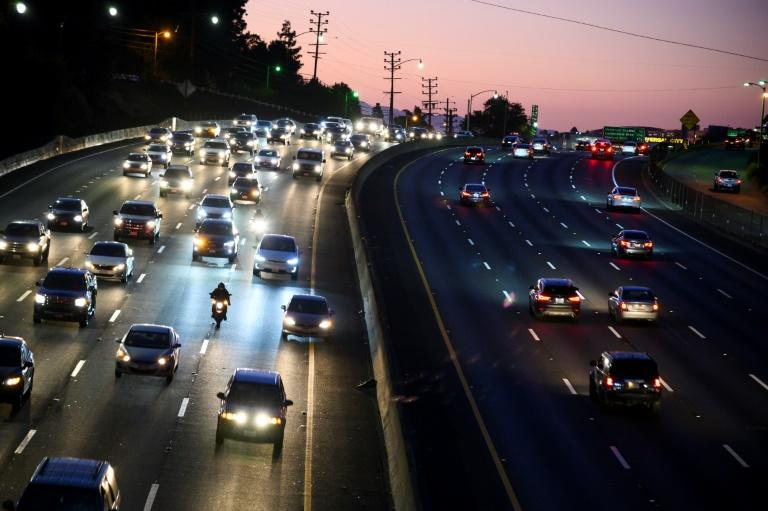 California to ban sale of gasoline-powered cars by 2035