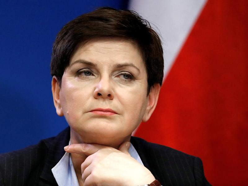 Polish leader said the assault vindicated Warsaw's refusal to accept refugees: Reuters