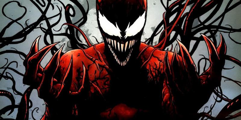 Spider-Man supervillain Carnage.