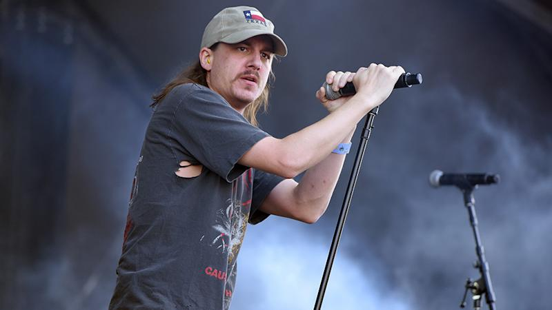 Power Trip frontman Riley Gale has passed away aged just 35. Photo: Getty