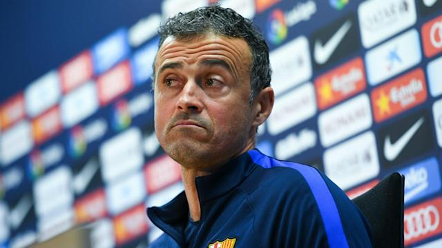 The Catalan club's manager insists that he will not let the occasion get to him despite it potentially being his last such game in charge