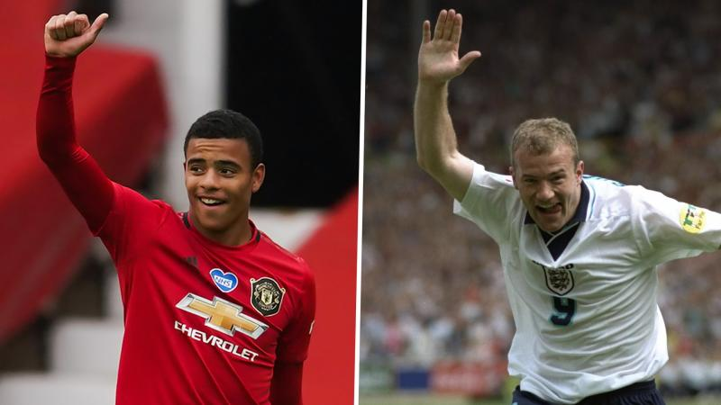 Shearer: Greenwood is like me and Manchester United's teenage sensation can be England's 'wildcard'