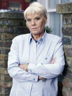 Pauline was the original 'EastEnders' matriach, and there wasn't a problem she couldn't fix. Sadly, actress Wendy died in 2009, following a battle with breast cancer.