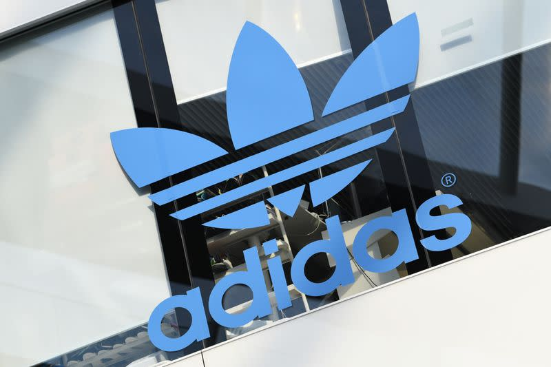 Adidas human resources head steps down after race row