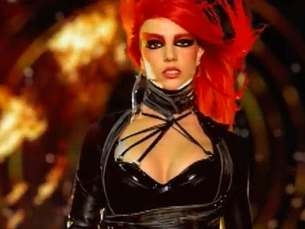 Britney Spears Wears Very Little Clothing In New Music Video A Look Back At Her Sexiest Ensembles
