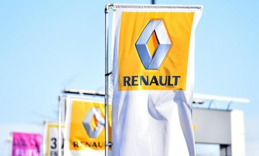 Renault's 'dieselgate' sends shares skidding