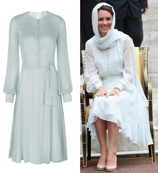 The Kate Middleton Effect? Buy The Beulah Dress She Wore On Far East Tour At Harvey Nichols