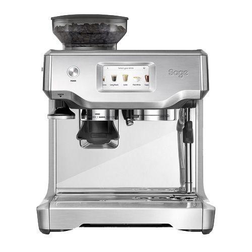 """<p><a class=""""link rapid-noclick-resp"""" href=""""https://go.redirectingat.com?id=127X1599956&url=https%3A%2F%2Fwww.johnlewis.com%2Fsage-barista-touch-barista-quality-bean-to-cup-coffee-machine%2Fstainless-steel%2Fp3349117&sref=https%3A%2F%2Fwww.esquire.com%2Fuk%2Flife%2Fg34670091%2Fhome-office-gifts%2F"""" rel=""""nofollow noopener"""" target=""""_blank"""" data-ylk=""""slk:SHOP"""">SHOP</a></p><p>We all need good coffee, it should be law. Sadly it isn't. Cafetieres are fine, but after a while you crave a coffee that was made with craftsmanship, care and perfection. The Sage Barista Bean-to-Cup machine allows you to have your favourite quirky cafe in your kitchen. Flat whites all day baby!!</p><p>Sage Barista Touch Barista Quality Bean-to-Cup Coffee Machine, £999, <a href=""""https://go.redirectingat.com?id=127X1599956&url=https%3A%2F%2Fwww.johnlewis.com%2Fsage-barista-touch-barista-quality-bean-to-cup-coffee-machine%2Fstainless-steel%2Fp3349117&sref=https%3A%2F%2Fwww.esquire.com%2Fuk%2Flife%2Fg34670091%2Fhome-office-gifts%2F"""" rel=""""nofollow noopener"""" target=""""_blank"""" data-ylk=""""slk:johnlewis.com"""" class=""""link rapid-noclick-resp"""">johnlewis.com</a></p>"""