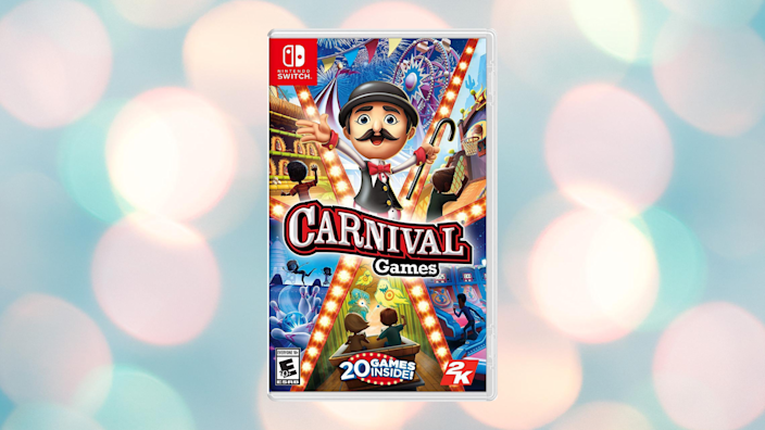Go to the carnival and save 63 percent. (Photo: Amazon)