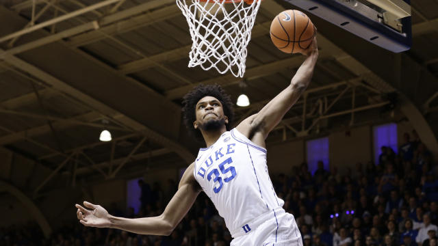 Duke big man Marvin Bagley III sat down with Yahoo Sports to talk about the draft process, who he compares himself to, and what it is like dealing with the Duke haters.