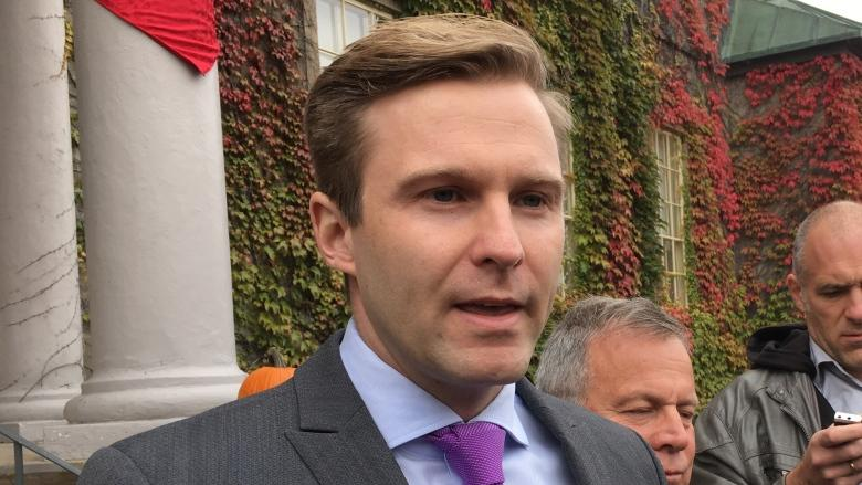 Despite federal doubts, Brian Gallant unwavering — for now — on subtle 'carbon tax'
