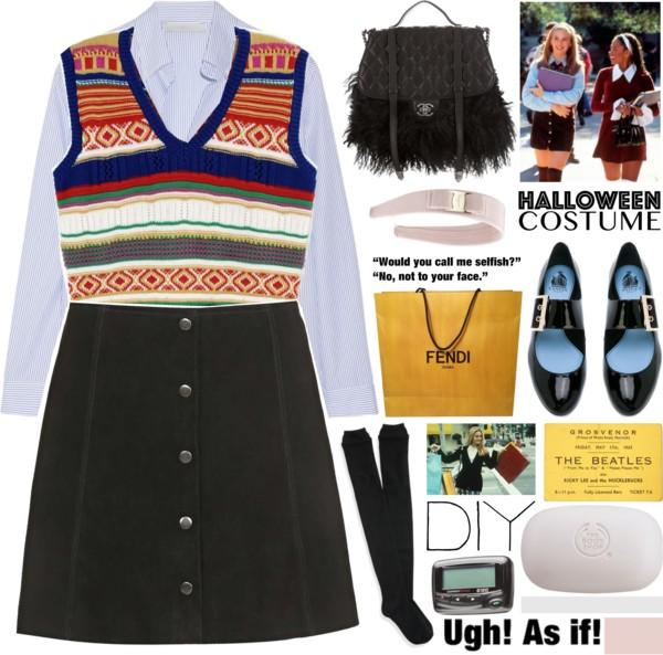 halloween costume : Clueless Style