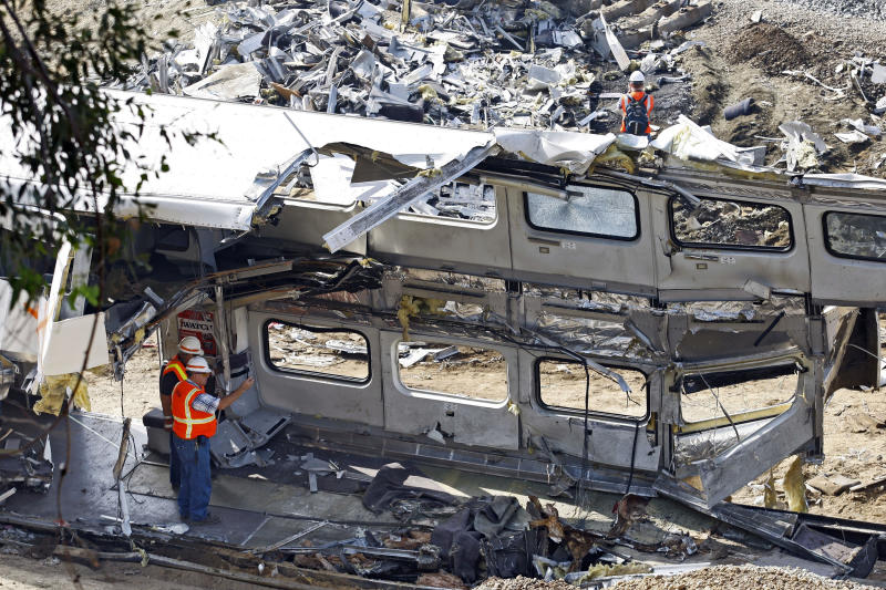 INFLUENCE GAME: Train safety move delayed decades