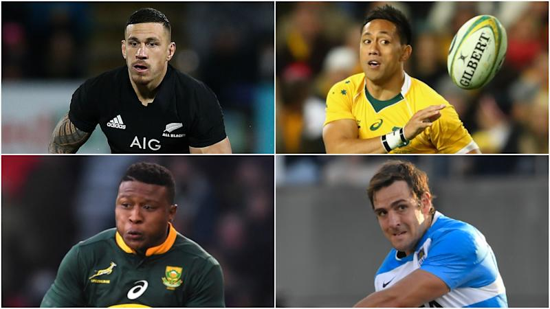 Rugby Championship: How the four nations measure up ahead of 2019 tournament