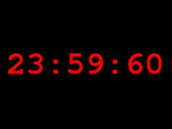 June 30, 2012 will be one second longer than the typical day. Rather than changing from 23:59:59 on June 30 to 00:00:00 on July 1, the official time will get an extra second at 23:59:60.