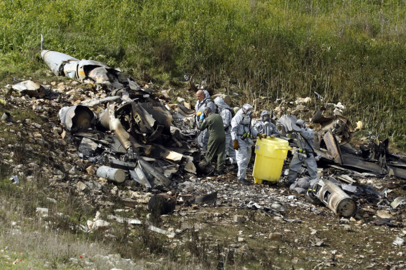 The downing of an Israeli jet won't fundamentally alter the Middle East's strategic balance.