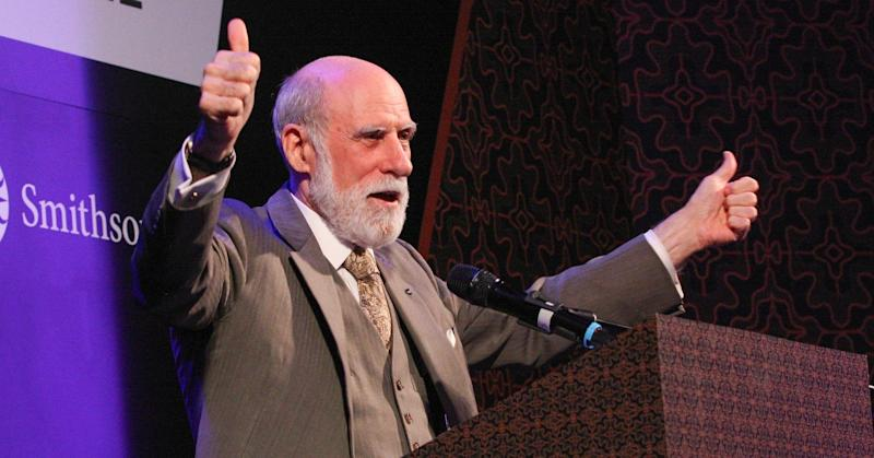 Vint Cerf: Government defunding may curtail innovative projects like internet