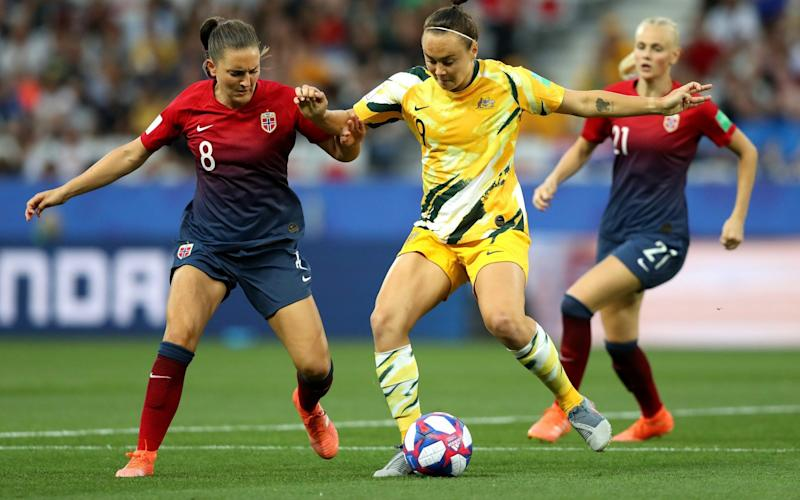 Caitlin Foord will add to Joe Montemurro's attacking options - FIFA