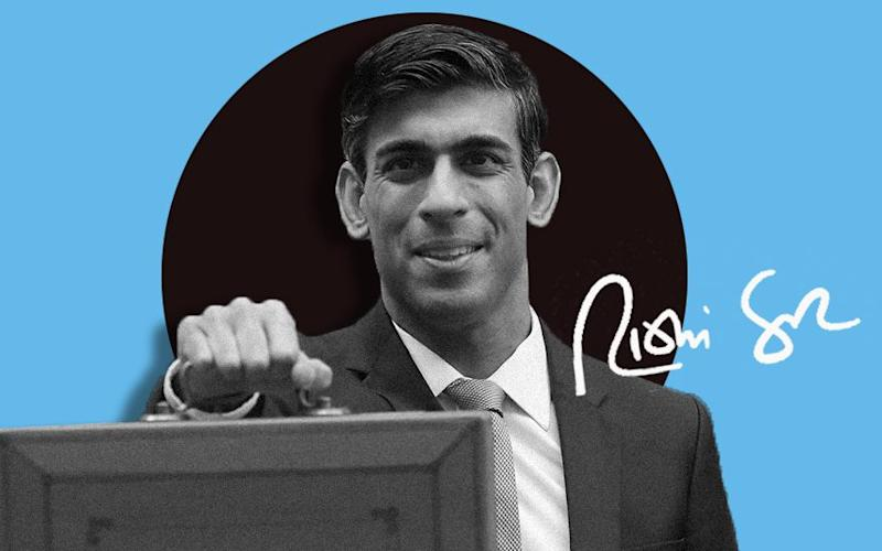 Rishi Sunak's short time in the Treasury has been defined by major upheaval and polished public communications
