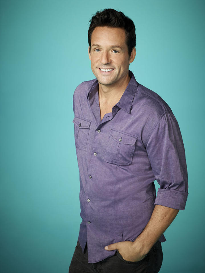 "Josh Hopkins stars as Grayson  in ""Cougar Town."""
