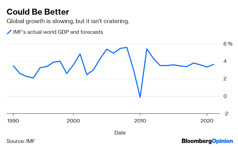 We're Not Even Close to the Next Great Recession