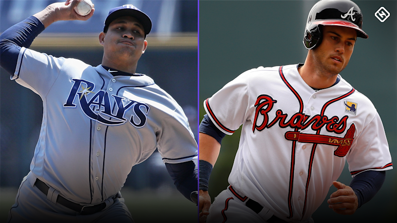 Today's MLB DFS Picks: Top values for DraftKings, FanDuel daily fantasy baseball contests