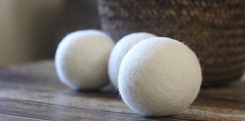 Smart Sheep 100% Wool Dryer Balls (Photo: Amazon)
