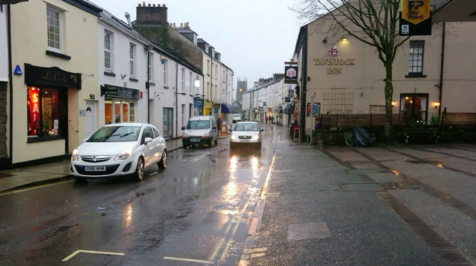 <em>The Devon town is famous for kicking out McDonald's more than 10 years ago (SWNS)</em>