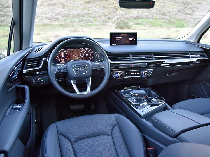 powersteering 2017 audi q7 review. Black Bedroom Furniture Sets. Home Design Ideas
