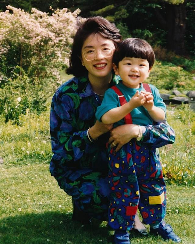 <p>Photo via Instagram/alexshibutani </p>