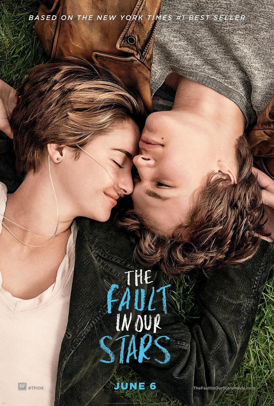 "<p>""My love, I cannot tell you how thankful I am for our little infinity. I wouldn't trade it for the world. You gave me a forever within the numbered days, and I'm grateful.""<em><br><br>—The Fault In Our Stars </em>(2014)</p>"