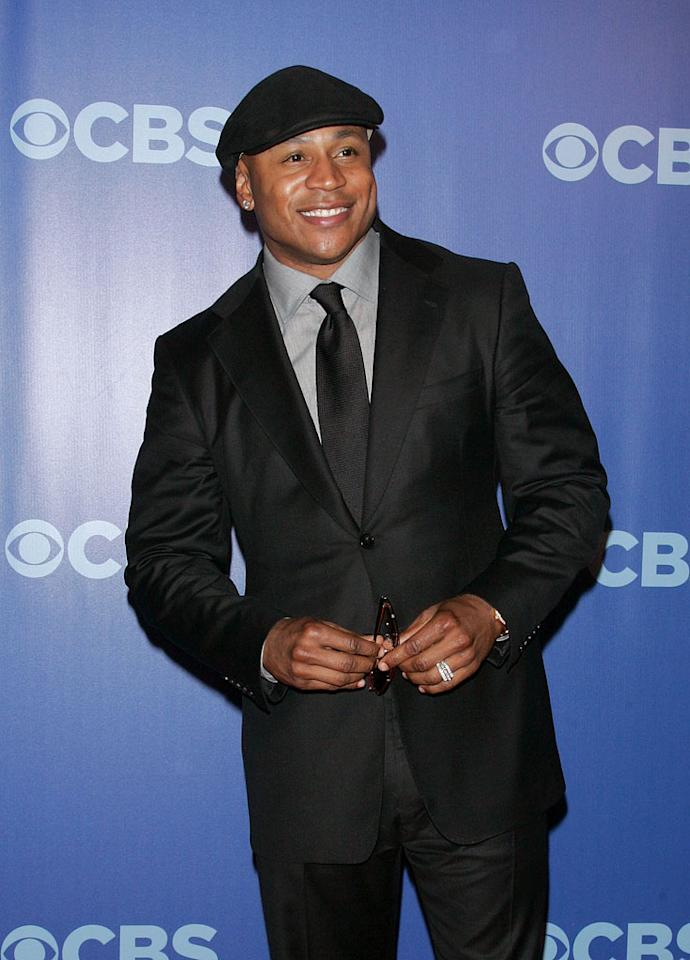 "<a href=""/ll-cool-j/contributor/31880"">LL Cool J</a> (""<a href=""/ncis-los-angeles/show/44150"">NCIS: Los Angeles</a>"") attends the 2010 CBS Upfront at The Tent at Lincoln Center on May 19, 2010 in New York City."