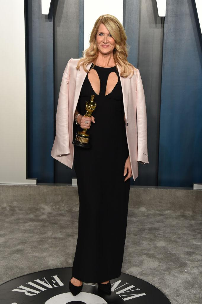 Laura Dern, like most aquarians, is extremely likeable. How likeable? Just ask the Academy. <em>(Image via Getty Images).</em>