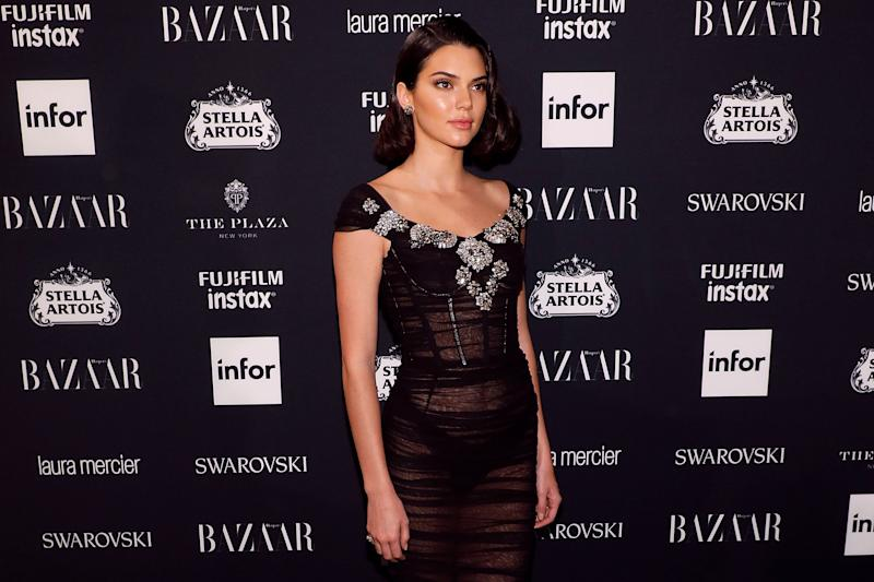 Model Kendall Jenner attends the 2017 Harper ICONS Party at The Plaza Hotel on September 8, 2017 in New York City. (Photo by Taylor Hill/FilmMagic)
