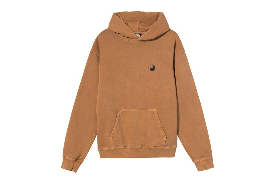 "$150, Stüssy. <a href=""https://www.stussy.com/collections/new-arrivals/products/ol-yin-yang-hood?variant=32954030915680"" rel=""nofollow noopener"" target=""_blank"" data-ylk=""slk:Get it now!"" class=""link rapid-noclick-resp"">Get it now!</a>"