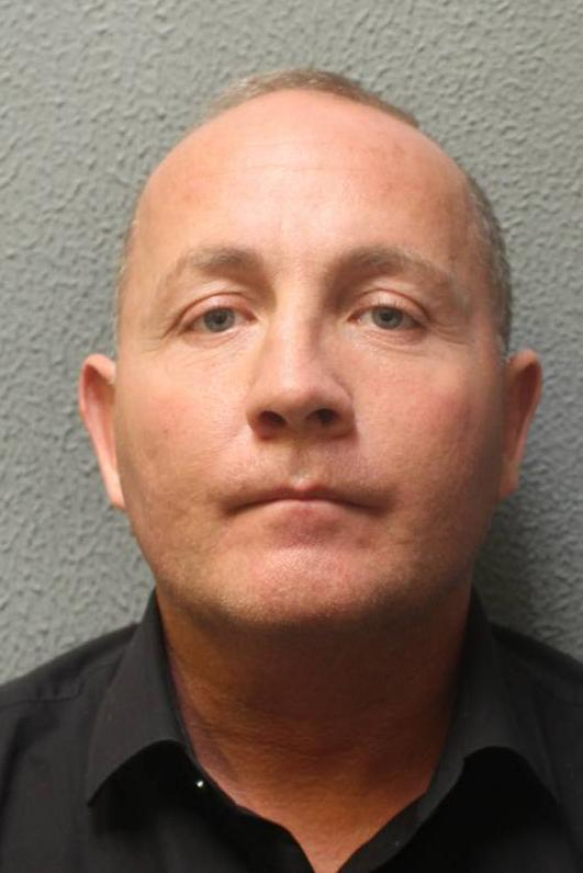 Jimmy Tippett was jailed for 18 months (Met Police)