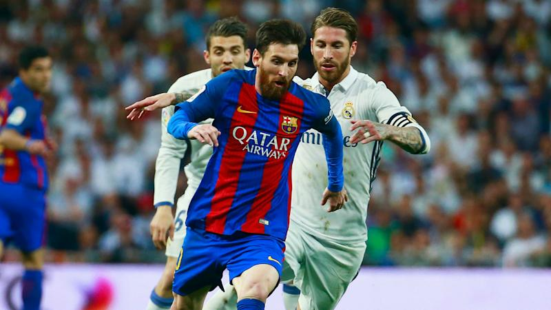Messi is decisive even when he's eating dinner at home - Luis Enrique hails Barca star after Clasico double