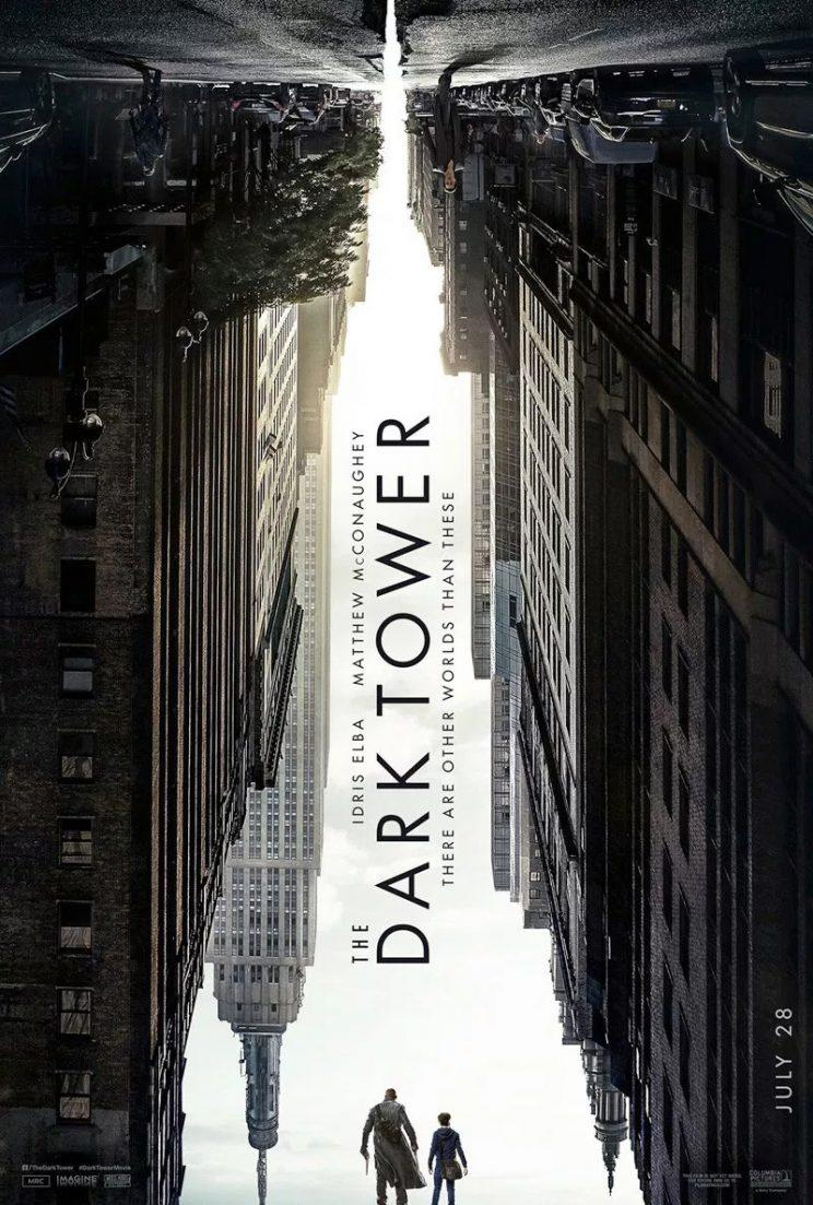 The Dark Tower Poster - Credit: Columbia Pictures