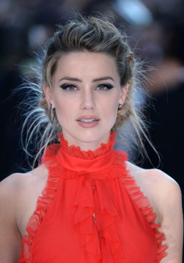 Amber Heard is a Texan actress and model (Anthony Devlin/PA)