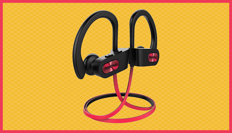 Mpow Flame Bluetooth Headphones. (Photo: Amazon)