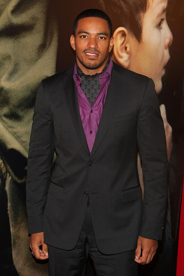 "<a href=""http://movies.yahoo.com/movie/contributor/1808436881"">Laz Alonso</a> at the New York City premiere of <a href=""http://movies.yahoo.com/movie/1809947151/info"">Miracle at St. Anna</a> - 09/22/2008"